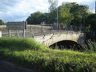 Burrowbridge Human settlement in England