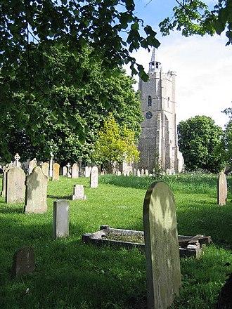 Burwell, Cambridgeshire - St Mary's Church, Burwell