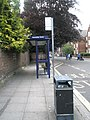 Bus stop near Friendship House - geograph.org.uk - 812244.jpg