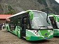 Buses in Paektu Mountain.jpg