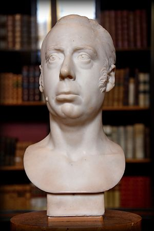 Richard Payne Knight - Bust of Payne Knight (1812) by John Bacon the Younger in the British Museum