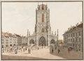 CH-NB - Bern, Münster mit Münsterplatz von Westen - Collection Gugelmann - GS-GUGE-SCHMID-F-E-2.tif