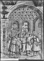 CH-NB - Stein am Rhein, Kloster Sankt-Georgen, Wandmalerei, vue partielle - Collection Max van Berchem - EAD-6989.tif