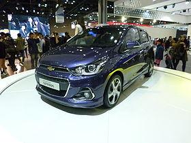 Chevy Volt Car >> Chevrolet Spark - Wikipedia
