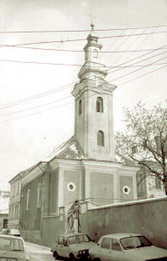 Bob Church, Cluj - Cluj-Napoca Bob Church
