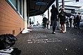 CRAG action outside Sarah Henderson's office (51160365197).jpg