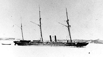 CSS Florida (cruiser) - Image: CSS Floridacruiser