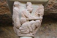 Capital of the cloister: Cain kills Abel