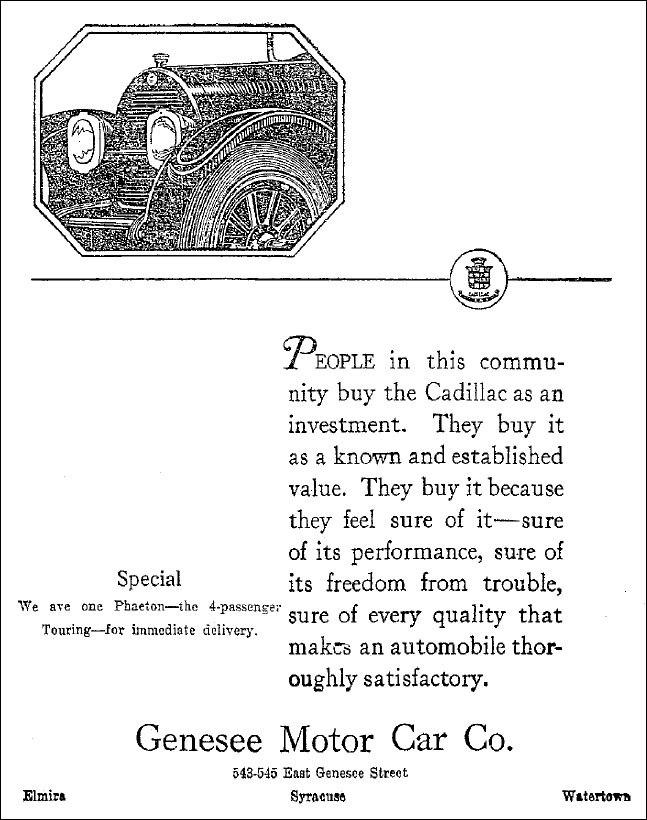 Cadillac 1919-1019