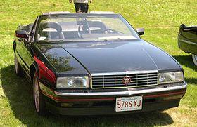Cadillac Allanté - Wikipedia