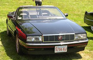 Pininfarina - 1987 Cadillac Allanté