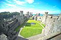 Caernafon Castle (HDR) (8074246600).jpg