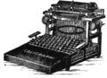 Caligraph Typewriter 1890.png