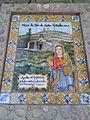 Camí dels Degotalls (Montserrat) - rajoles decorades - 11.jpg