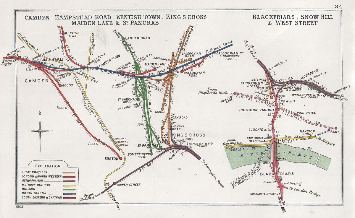Euston railway station - Wikipedia