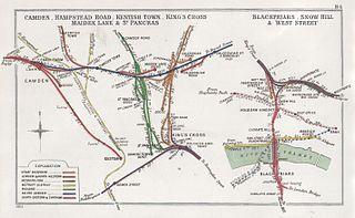 Railway Clearing House organization