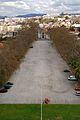 Campo de São Mamede visto do Castelo de Guimarães.jpg