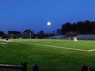 Bates Bobcats - Image: Campus bates college 1