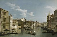Canaletto (Giovanni Antonio Canal) - The Grand Canal in Venice from Palazzo Flangini to Campo San Marcuola - 68.41.11 - Minneapolis Institute of Arts.jpg