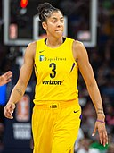 Candace Parker: Age & Birthday