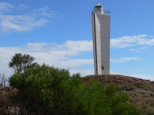 Cape Jervis Lighthouse - Lighthouse at Cape Jervis