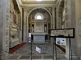 Sant `Anna dei Lombardi-La Cappella