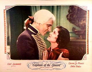 <i>Captain of the Guard</i> (film) 1930 film by John S. Robertson