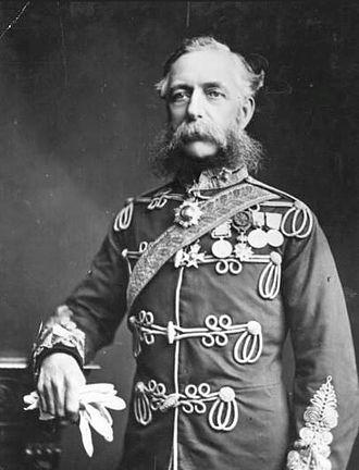 Earl of Cardigan - James Brudenell, 7th Earl of Cardigan