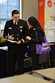 Career fair during Women's History Month 150327-N-FU443-009.jpg