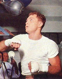 Carlos Ortiz Puerto Rican boxer