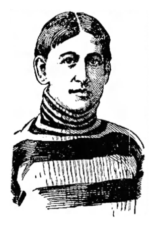 Carlos A. Long - Long about 1899