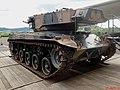 Carro de combate M41 Walker Bulldog, no Brasil rebatizado de M41C (Caxias), exposto no Posto Graal Maristela na Rodovia Castelo Branco - SP-280 km 198, próximo a cidade de Pardinho. - panoramio (1).jpg