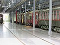 Carrollton Streetcar Barn New Orleans December 2018 06.jpg