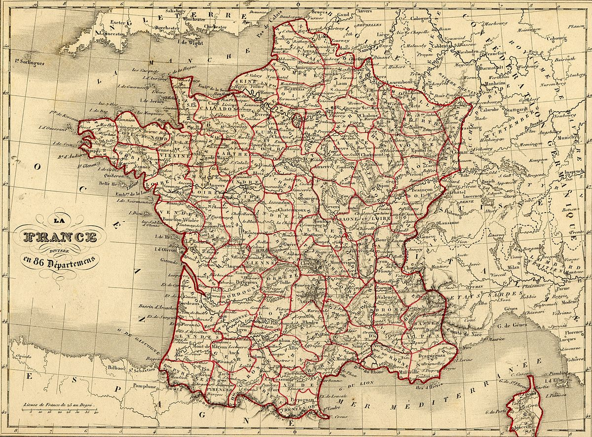France in the long nineteenth century - Wikipedia