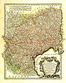histoire en Languedoc Roussillon dans Gard 220px-Carte_des_Gouvernements_de_Languedoc.._Roussillon