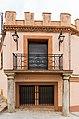 Casa palacio de la Marquesa de Villa Huerta, Santa María de Huerta, Soria, España, 2018-04-06, DD 36.jpg