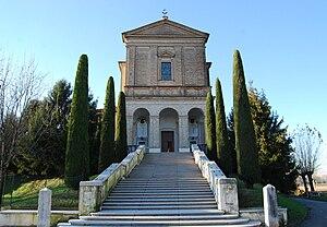 Casalmoro - Image: Casalmoro Madonna del Dosso