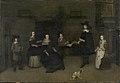 Caspar Netscher - Familietafereel - 1456 - Amsterdam Museum.jpg