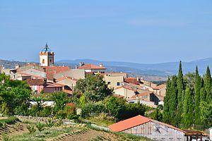 Cassagnes, Pyrénées-Orientales - A general view of Cassagnes