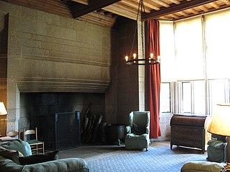 Castle Drogo - Library