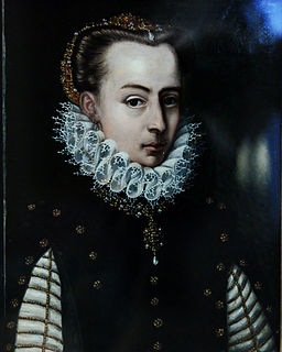 Catarina, Duchess of Braganza Claimant to the Portuguese throne in 1580