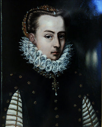 Duchess of Braganza - Image: Catarina duquesa braganza