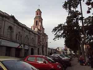 San Felipe, Chile - Image: Catedral San Felipe