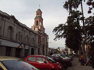 Commune in Valparaíso, Chile