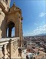 Catedral de Murcia - Fachada sur, conjuratorio y balcón de conjuros.jpg