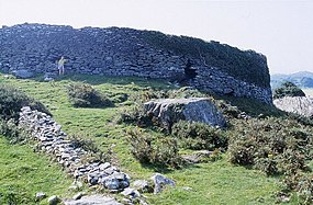 Cathair Dónall (Caherdaniel) Ring Fort - geograph.org.uk - 1432501.jpg