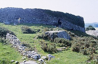 Caherdaniel - Cathair Dónall (Caherdaniel) Ring Fort