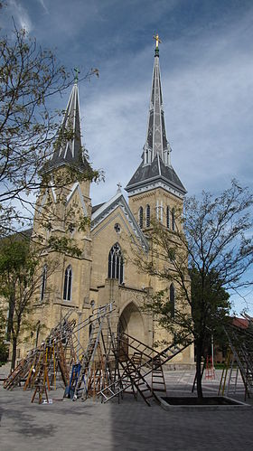 Image illustrative de l'article Cathédrale Saint-André de Grand Rapids