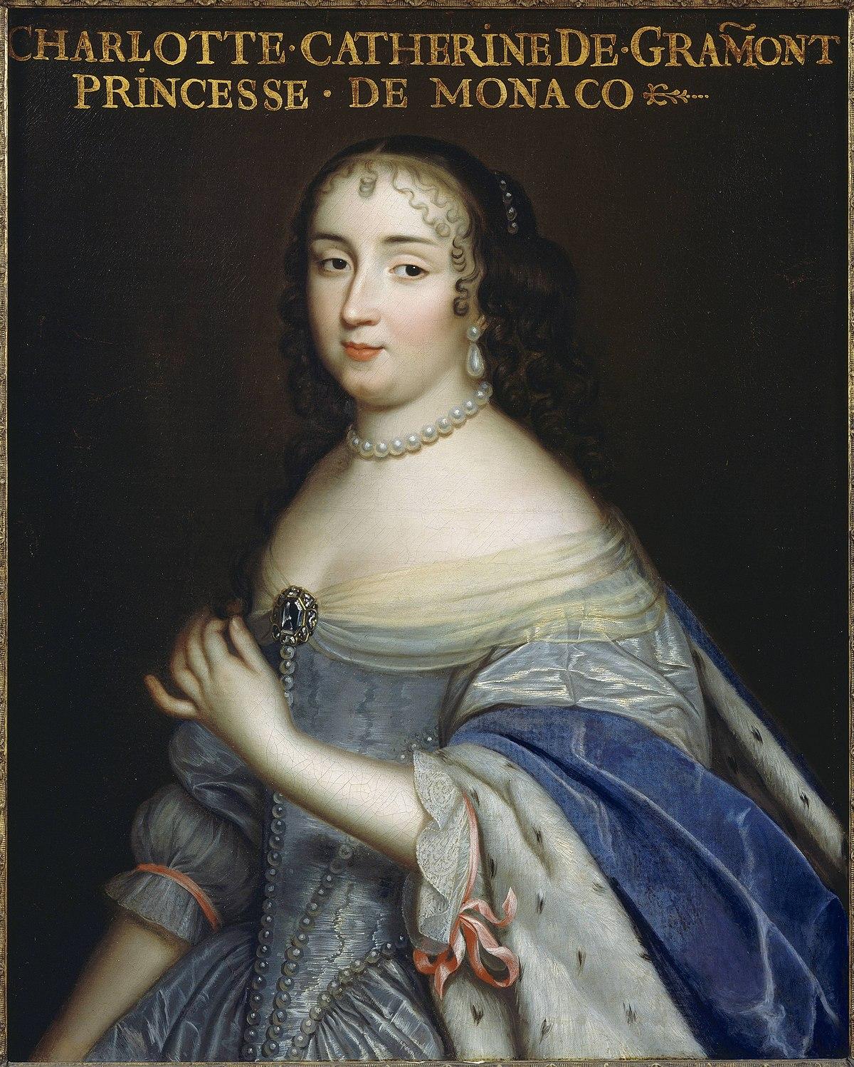 Billedresultat for Charlotte-Catherine de Gramont