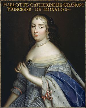 Catherine Charlotte de Gramont - Image: Catherine Charlotte de Gramont
